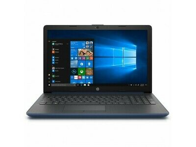 "Portátil Hp 15-Da0769Ns - I7-7500U 2.7Ghz - 8Gb - 1Tb - 15.6""/39.6Cm Hd - Hdmi"