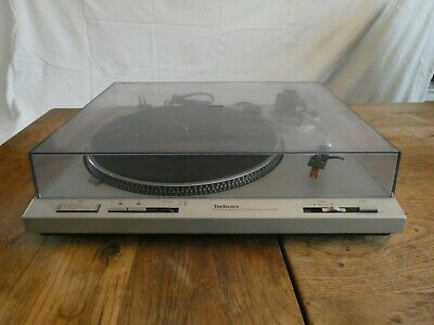 Technics SL-D202 Direct Drive Turntable