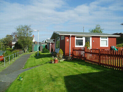 Holiday Chalet, Freehold fully furnished on Holiday Park For Sale