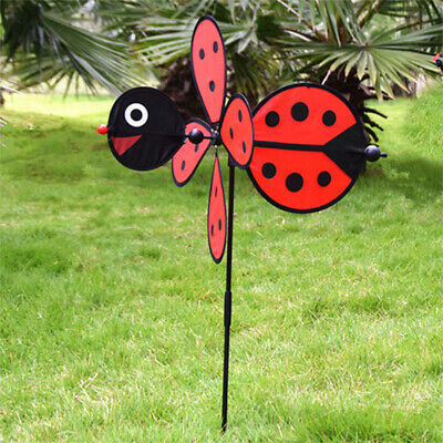 Big Bumble Bee Hanging Wind Spinner