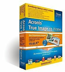 Acronis True Image 11 Home von Acronis Germany GmbH | Software | Zustand gut