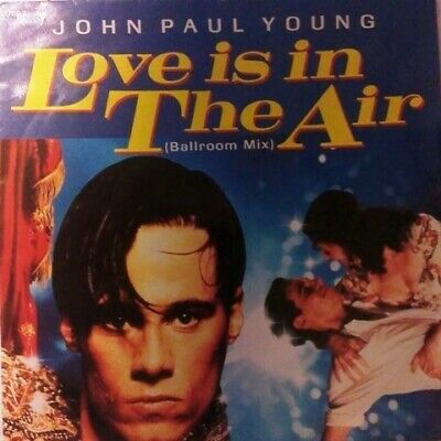 """John Paul Young - Love Is In The Air (Ballroom Mix) (7"""")"""