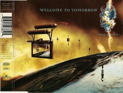 Snap! Feat. Summer - Welcome To Tomorrow (CD, Single)