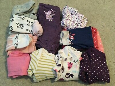 Baby Girl  Bundle Newborn / Up to 1 month - Mixed Brands