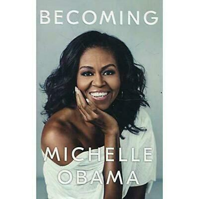 Becoming by Michelle Obama (2018)