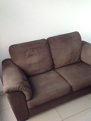 Admirable Ikea Tidafors Sofa 2 Seater In Brown Good Condition Ibusinesslaw Wood Chair Design Ideas Ibusinesslaworg