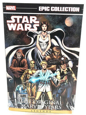Star Wars Epic Collection Original Marvel Years Volume 1 New TPB Paperback