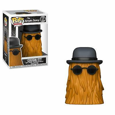Funko Pop! TV: The Addams Family - Cousin Itt, Multicolor