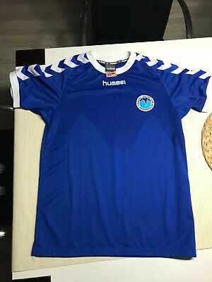 Maillot football racing club de strasbourg collector rcs non porté  patch offert