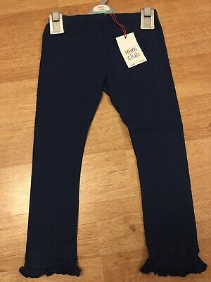 Girls Leggings Mini Club Boots age 5-6 years BNWT