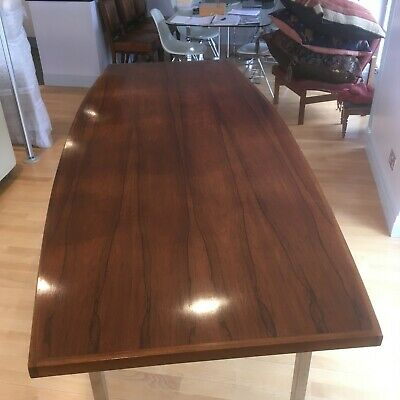 Rosewood Scandi style dinning / conference table