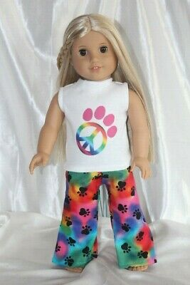 Dress Outfit fits 18 inch American Girl Doll Clothes Lot Julie