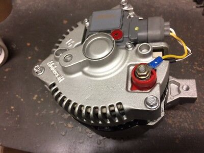 Ford Mustang HIGH Amp 3G Small Body Alternator 1987 1991 1992 1993 Bronco 130AMP