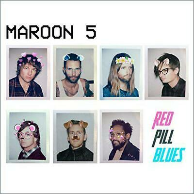 Red Pill Blues, Maroon 5, Audio CD, New, FREE & FAST Delivery