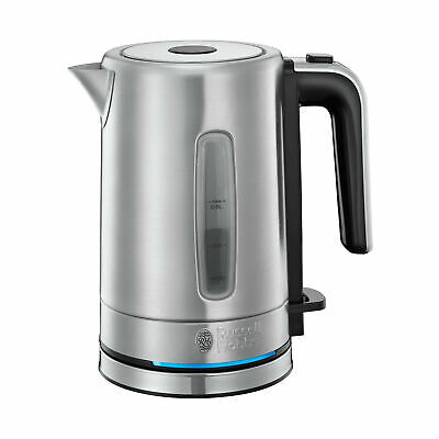 Russell Hobbs Compact Home Small Electric Jug Kettle In Silver - 24190