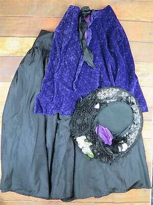 Victorian Style Costume Christmas Markets - Panto-Theatrical - Dress Up UK 8-10