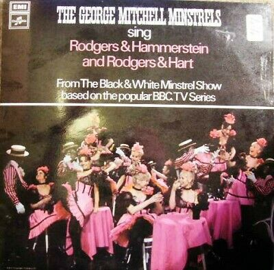 The George Mitchell Minstrels - The George Mitchell Minstrels Sing Rodgers & ...