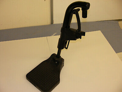 RIGHT HAND LEG FOOTREST from Ottobock B400 Electric Wheelchair