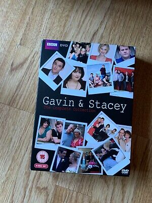 Gavin And Stacey Complete Series 1 2 3 Dvd Box Set Christmas Special