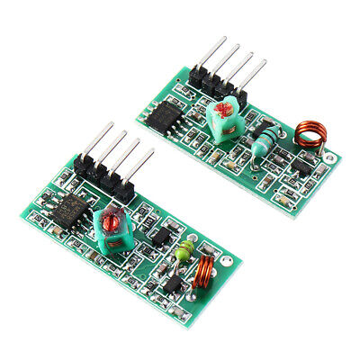 315MHz / 433MHz RF Wireless Receiver Module Board 5V DC for Smart Home Arduino