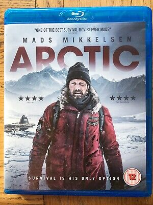 Arctic Blu-ray (2018) Survival Movie