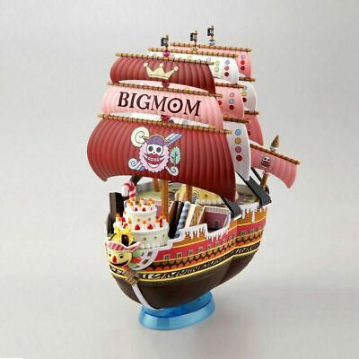 Bandai One Piece the Grand Ship collection Queen Mama Chanter New F/S USA SELLER