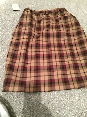 Bundle Of Vintage Skirts X 4  Size 14 One Size 16