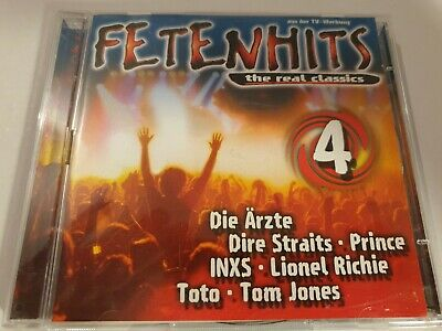 Fetenhits-The Real Classics 4 von Various Artists (2000)