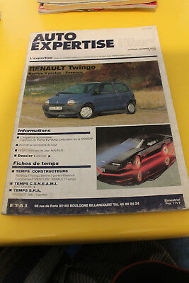 Auto Expertise Twingo 1  N°165 - Février 1994 - Collection