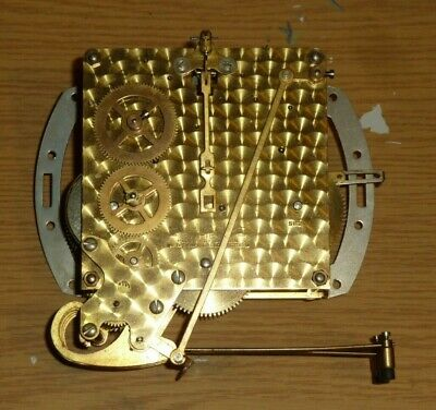 Smiths Westminster Chime 5112 clock movement