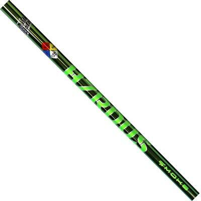 HZRDUS Smoke Green Small Batch HULK 60 Shaft Pull Out - Choose Adapter and Flex