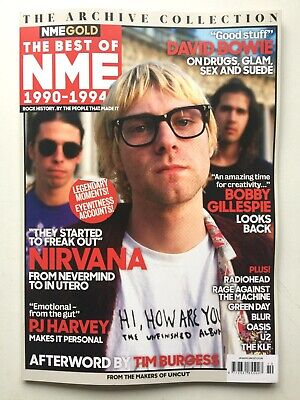 NME Gold Magazine:  Best of NME 1990 - 1994 : Nirvana / Blur / Oasis / PJ Harvey