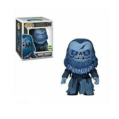 FUNKO POP Game of Thrones Giant Wight Collectible Model PVC Figures Toy Gift
