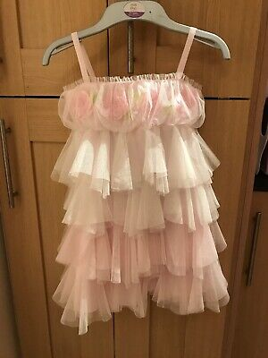 Kate Mack Girls Stunning Dress Age 6 Years Excellent Condition