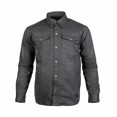 Voodoo Riding Shirt XLG Charcoal 8102-0125-07