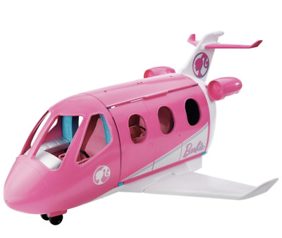 Barbie Travel DreamPlane Doll Toy Set - Playset Girls Dolls Toys, Plane Gifts