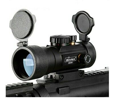 Hunting Optical Sight SS2 4x21 AO Compact Rifle Scope Riflescope With Lens Cap