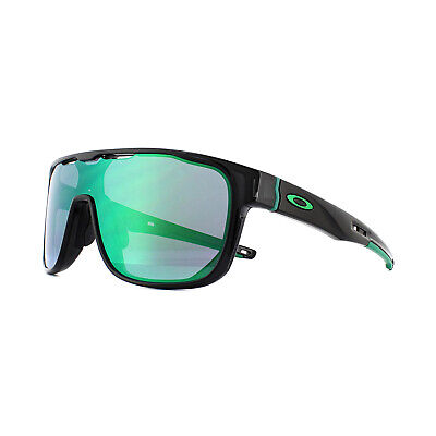 OAKLEY Sonnenbrille Crossrange Shield Matte Black Prizmatic | Prizm Ruby OO9387 0931