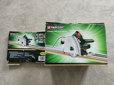 Parkside Plunge Saw PTSS 1200 A1 (Boxed And Unused)