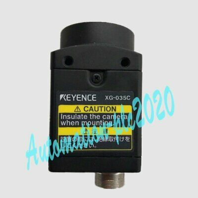 1pc used Keyence Vision System Camera XG-035C Tested It In Good Condition