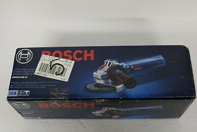 "New Bosch 4-1/2"" 10A Angle Grinder Brand New"