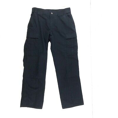 5.11 Tactical Women's Blue Pants Sz 4