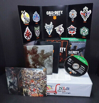 Xbox One Call of Duty Black Ops 4 Pro Edition