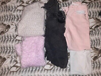 Girls mixed Bundle of Clothes Age 12 to 13 years  primark  George materlan