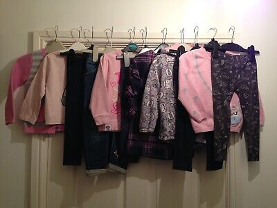 Huge Bundle Of Girls Winter Outfits Aged 2-3 Years
