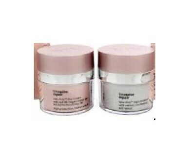 LOT Mary Kay TIMEWISE REPAIR DAY CREAM SPF 50 and NIGHT TREATMENT 1.7 oz ea NEW