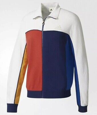 pharrell williams adidas New York Limited Jacket Br8972 New With Tags $250 Med