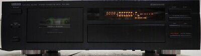 Yamaha KX-580 Cassette Deck with Dolby S