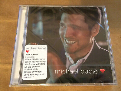 ***BRAND NEW - FACTORY SEALED CD*** Love by Michael Buble