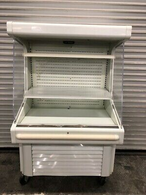 "40"" Grab & Go Refrigerated Cooler Merchandiser Self Serve Hussmann GSVM4060 3246"